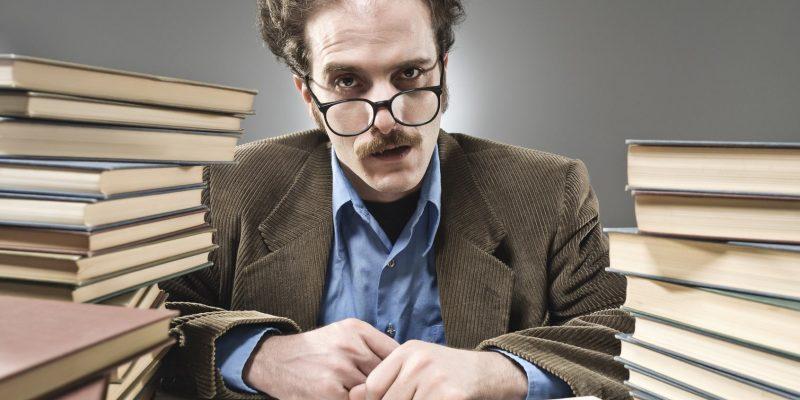 Come salvarsi da un mostro peggiore del Professore