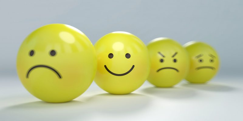 Intelligenza Emotiva – I 3 passi per gestire le emozioni (anche quelle negative)